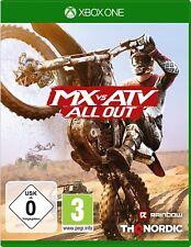 MX VS.ATV - All Out Xbox One NUEVO + Embalaje orig.