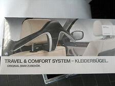 Original BMW Travel & Comfort System Innenraumzubehör Kleiderhaken