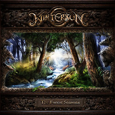WINTERSUN-THE FOREST SEASONS-JAPAN CD BONUS TRACK F56