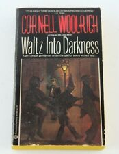 Waltz Into Darkness Cornell Woolrich First Ballantine Edition Wiliam Irish Rare