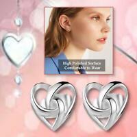 infinity knot heart connector//red cord adjustable slider bracelet