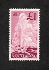 New Zealand - SG# 802 MLH    -      Lot 0420120