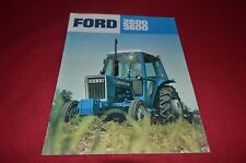 Ford 2600 3600 Tractor Dealers Brochure YABE10