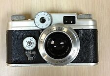 * ARGUS C-FOUR RANGEFINDER CAMERA  CINTAR 50MM LENS FULLY FUNCTIONAL