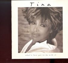 Tina Turner / What's Love Got To Do With It - Soundtrack