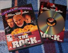 The rock - Sean Connery; Nicolas Cage (DVD; 1996) Bollino SIAE rosa *BUONO*.