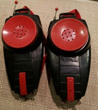 VINTAGE 1960s REMCO QX - 2 ELECTRONIC WALKIE TALKIES