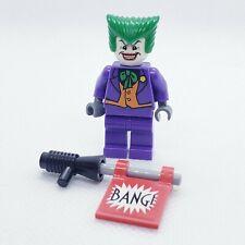 Lego The Joker 7782 7888 The Tumbler The Batwing Batman Minifigure RARE