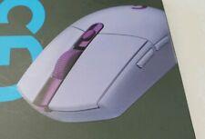 Logitech - G305 - Lightspeed Wireless Gaming Mouse - Purple - New in Box