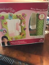 American Girl Crafts Mirror Message Board Kit