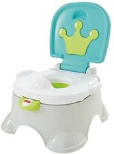 Fisher-Price Step Stool Potty Royal CFG84