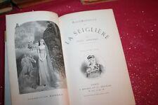 MADEMOISELLE DE LA SEIGLIERE par J.SANDEAU DESSINS DE E. BAYARD éd.J.HETZEL