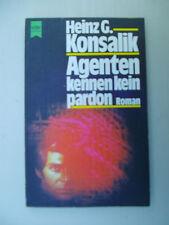 Konsalik - Agenten kennen kein Pardon - Taschenbuch