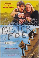MISTER FOE Movie POSTER 27x40 Jamie Bell Sophia Myles Ciar n Hinds
