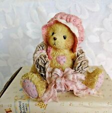Hamilton Gifts Cherished Teddies 1992 Priscilla