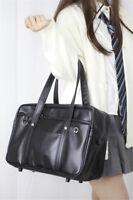 Japanese School Uniform Bag JK Bag Lolita Handbag PU Student Shoulder Bag