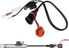 SAE71 OptiMate Weatherproof Waterproof Fused 12V Permanent Lead O1
