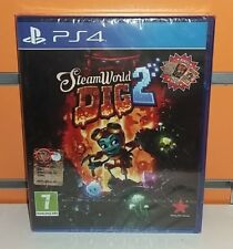 Steamworld Dig 2 PS4 NUOVO ITA