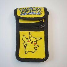 Nintendo Gameboy Color Pokemon Soft Carrying Case - Yellow Pikachu