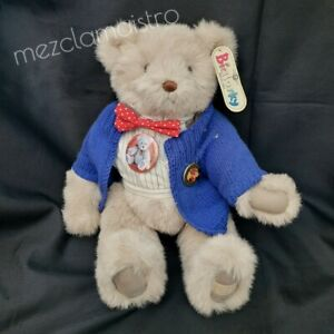 LE 200 Disney Teddy Doll Convention Bialosky Fully Jointed Bear - 1990 signed