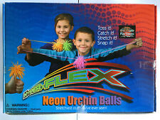 Neon Urchin Balls, Super Stretchy, Sensory Stretch Soft Spiky Touch Item 895