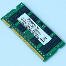 Samsung Chips 2GB DDR2 PC2-4200 533MHz 200pin laptop memory SO-DIMM Notebook RAM
