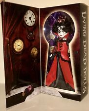 Variant Living Dead Dolls Inferno in Wonderland Queen of Hearts New Sealed