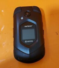 Kyocera E4610 DuraXV Cell Phone (Verizon) RUGGED Flip PTT 4G LTE 16GB