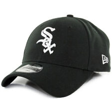 "New Era 9Forty ""The League"" Chicago White Sox Game Hat (Black) MLB Adj Cap"