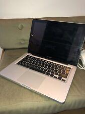 Macbook Pro 13 2009 NEW SOLID STATE 500g Hd El Capitan