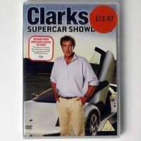 Clarkson - Supercar Showdown (DVD, 2007 2 entertain) New & Sealed
