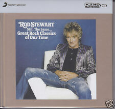 """Rod Stewart Still The Same Great Rock Classics of Our Time"" Japan K2HD CD New"