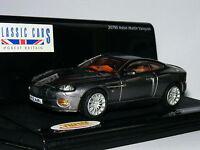 Vitesse 20750 2001 Aston Martin Vanquish Tungsten Silver LTD ED 1/43