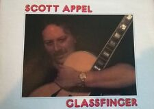 Scott Appel ‎– Glassfinger - US 1985 (Vinyl)