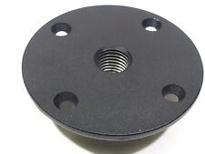 (2) Two Sub-Woofer Mounting Plates with M20 threaded for Screw-On Sub Poles