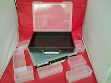 RAACO PSC4-01 Assortment Tray (empty) Silver/Black HxWxD: 57x338x261 EAN 140874