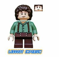 LEGO Minifigure - Frodo Baggins Sand Green - Hobbit Lord Rings lor002 FREE POST