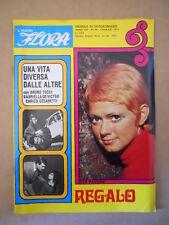 IL NUOVO FLORA n°96 1971 Fotoromanzo Anni 70 - Rita Pavone  [G581]