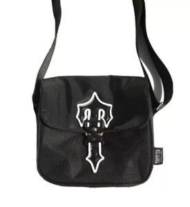 Trapstar Irongate Black Cross Body Bag