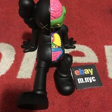 Kaws Companion Resting Place Black KAWSONE Medicom Used Great Condition 2013