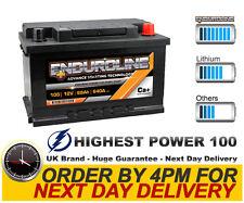 Enduroline 100 Heavy Duty Car Battery 12V 72Ah 680A - Opel Porsche Renault etc