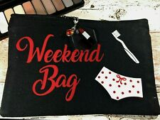 Fun and Sassy Cosmetic/Travel Bag! Makes a Great Gift!