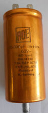 ROE Gold Capacitor 63v/NEC-type 1/Pulled from Working Xerox Bookmark 35