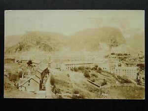 Wales FFESTINIOG BLAENAU Village View c1907 RP Postcard by Frith