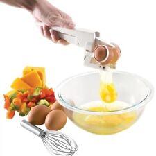 EZ Cracker Egg Cracker with Separator Kitchen set