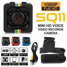SQ11 Mini Car Dash Cam Full HD DVR Camera With IR Night Vision Video Recorder