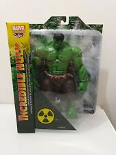 Marvel Select Red Hulk Action Figure Special Collector Edition