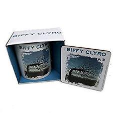 UFFICIALE Biffy Clyro-opposti-Tazza in ceramica in Scatola Set di sottobicchieri &