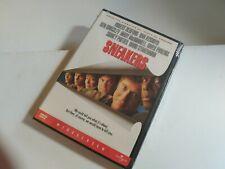 SNEAKERS (DVD - 1998) Robert Redford, Dan Aykroyd, River Phoenix, Sidney Poitier