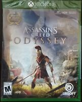 Assassin's Creed Odyssey Standard Edition - Xbox One New!